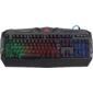 Defender Werewolf GK-120DL RU 45120 Проводная игровая клавиатура,  RGB подсветка, n19 Anti-Ghost