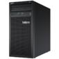 Lenovo TCH ThinkSystem ST50 Xeon E-2224G  (4C 3.5GHz 8MB Cache / 71W), 8GB / 2666 / UDIMM, SW RAID, 2x1TB SATA, 250W, Slim DVD-RW