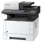 Лазерный копир-принтер-сканер-факс Kyocera M2835dw  (А4,  35 ppm,  1200dpi,  512Mb,  USB,  Network,  Wi-Fi,  touch panel,  автоподатчик,  тонер) с дополнительным тонером TK-1200