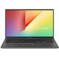 "ASUS VivoBook 15 X512DA-BQ581T AMD Ryzen 5 3500U / 8Gb DDR4 2400Mhz / 512Gb SSD / 15.6"" FHD  (1920x1080) / Radeon Vega 8 Graphics int / Backlit_KB / WiFi5 / BT / Cam / Windows 10 Home / 1.7Kg / Slate_Grey"