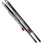 Lanmaster TWT-PDVI3-6x24-CB-32 Вертикальный блок розеток,  3-фазный,  6xC19 + 24xC13,  автомат и A / V-метр,  380V,  32A,  шнур 2 м,  IEC309
