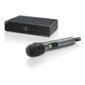 Sennheiser XSW 1-835-B Вокальная РЧ-система 614-638 МГц,  10 каналов,  настольный приёмник,  ручной передатчик,  динамический капсюль  (835),  кардиоида