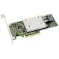 Microsemi Adaptec SmartRAID 3152-8i Single, 8 internal port, PCIe Gen3 , x8, 2 GB DDR4, RAID 0 / 1 / 10, RAID 5 / 6 / 50 / 60, FlexConfig, maxCache 4.0