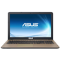 "Asus X540LA-XX1007T Intel Core i3-5005U / 4Gb / 500Gb / 15.6"" HD GL / Intel HD 5500 / noODD / BT / Win10Home64 / Chocolate Black"