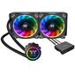 Floe Riing RGB 280 TT Premium Edition  (140x280mm)