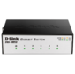 D-Link DGS-1005D / I3A,  L2 Unmanaged Switch with 5 10 / 100 / 1000Base-T ports.2K Mac address,  Auto-sensing,  802.3x Flow Control,  Stand-alone,  Auto MDI / MDI-X for each port,  D-link Green technology,  Metal c