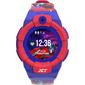 "Смарт-часы Jet Kid Optimus Prime 45мм 1.44"" TFT синий / красный"