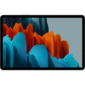 "Планшет Samsung Galaxy Tab S7 SM-T870 Snapdragon 865 Plus  (3.1) 8C / RAM6Gb / ROM128Gb 11"" WQXGA 2560x1600 / Android 10.0 / черный / 13Mpix / 8Mpix / BT / WiFi / Touch / microSD 1Tb / 8000mAh"