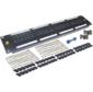Патч-панель LANMASTER  (LAN-PPL48U5E) 48 портов. UTP. кат.5E. 2U