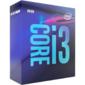 CPU Intel Socket 1151 Core I3-9300  (3.7GHz / 8Mb) Box