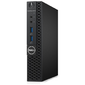 Dell Optiplex 3050 Micro, Pentium G4560T  (2, 9GHz), 4GB  (1x4GB) DDR4, 500GB  (7200 rpm), Intel HD 610, Win10 Pro, TPM, 1 years NBD