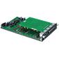 ZyXEL 12-портовый модуль ADSL2+  (Annex A) со встроенными сплиттерами и 2 портами Fast Ethernet