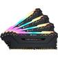 Память DDR4 4x16Gb 3200MHz Corsair CMW64GX4M4C3200C16 RTL PC4-25600 CL16 DIMM 288-pin 1.35В