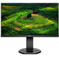 "МОНИТОР 23.8"" PHILIPS 241B8QJEB / 00 Black с поворотом экрана  (IPS,  1920x1080,  5 ms,  178° / 178°,  250 cd / m,  50M:1,  +DVI,  +HDMI 1.4,  +DisplayPort 1.2,  +4xUSB  (2xUSB 3.0),  +MM)"
