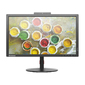"Lenovo ThinkVision Monitor T22i-10 21, 5"" 16:9 IPS,  LED 1920x1080 6ms 1000:1 250 178 / 178 VGA N HDMI1.4 DP1.2 Tilt,  swivel,  pivot ,  lift,  USB 3.0 Hub,  3y,  carry-in"