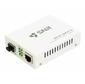 SNR Медиаконвертер  10 / 100 / 1000-Base-T  /  1000Base-FX с SFP-портом