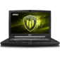 "MSI WT75 8SL-023RU 17.3"" (1920x1080  (матовый)) / Intel Core i7 8700 (3.2Ghz) / 32768Mb / 1000+256SSDGb / noDVD / Ext: (8192Mb) / Cam / BT / WiFi / 83WHr / war 3y / 3.78kg / black / W10Pro"
