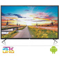 "Телевизор LED BBK 55"" 55LEX-8127 / UTS2C черный Ultra HD 50Hz DVB-T2 DVB-C DVB-S2 USB WiFi Smart TV  (RUS)"
