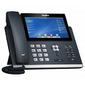 YEALINK SIP-T48U,  цветной сенсорный экран,  16 аккаунтов,  BLF,   PoE,  GigE,  без БП,  шт
