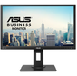 """ASUS BE239QLBH 23""""  Wide LED IPS monitor,  16:9,  Full HD 1920 x 1080,  5ms (GTG),  250 cd / m2,  10 M :1,  178° (H),  178° (V),   D-Sub,  DVI-D,  HDMI,  DisplayPort,  USB 3.0,  Speakers 2W x 2 Stereo RMS ,  PIVOT,  Swivel, Height Adjustment,  QuickFit,  TCO6.0,  Kensington Lock,  VESA 100 x 100 mm,  black"""