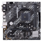 Материнская плата ASUS PRIME A520M-E,   Socket AM4,  A520,  2*DDR4,  D-Sub+DVI+HDMI,  SATA3 + RAID,  Audio,  Gb LAN,  USB 3.2*7,  USB 2.0*6,  COM*1 header  (w / o cable),  mATX ; 90MB1510-M0EAY0