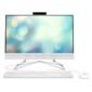 "HP 22-df1011ur AiO   21.5"" (1920x1080) / Intel Core i5 1135G7 (Ghz) / 4096Mb / 256SSDGb / noDVD / Int:Intel Internal Graphics   / Cam / WiFi / war 1y / Snow White / W10 + USB KBD,  USB MOUSE"