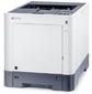 Принтер лазерный KYOCERA цветной P6230cdn  (A4,  1200 dpi,  1024 Mb,  30 ppm,   дуплекс,  USB 2.0,  Gigabit Ethernet) продажа только с доп. тонерами TK-5270K / C / M / Y