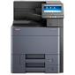 Kyocera ECOSYS P8060cdn  3,  скорость печати 60 / 55 страниц черно-белой / цветной печати формата А4 в минуту,  разрешение 1200 х 1200 точек на дюйм,  лоток подачи бумаги на 500 листов,  интерфейс USB 2.0