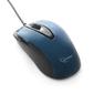 Gembird MOP-405-B Blue USB,  1000DPI,  бесшумный клик
