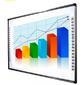 """Screen Media SM-101 Инфракрасная интерактивная доска 90""""  (16:10),  разрешение 32768х32768,  рабочая область 2170x1175 мм,  габариты 212x122x4 см, multi-touch 10 точек"""