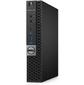 Dell Optiplex 7050-2592 Micro,  i5-6500T  (2, 5GHz), 8GB  (1x8GB) DDR4, 1TB  (7200 rpm), Intel HD 530, Win10 Pro, TPM, Wi-Fi  /  BT, 3 years NBD