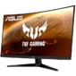 "ASUS 31.5"" TUF Gaming VG328H1B VA LED изогнутый,  1920x1080,  1ms,  250cd / m2,  178° / 178°,  3000:1,  165Hz,  FreeSync,  D-Sub,  HDMI,  MM,  Tilt,  Swivel,  VESA,  Black,  90LM0681-B01170"