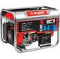 Генератор ЗУБР [ЗЭСБ-6200-Э] бензиновый,  4-х тактный,  ручной и электрический пуск,  6200 / 5700Вт,  220 / 12В
