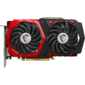 MSI GTX 1050 Ti GAMING PCI-E nVidia GeForce GTX 1050TI 4Gb 128bit GDDR5 1290 / 7008 DVIx1 / HDMIx1 / DPx1 / HDCP Ret