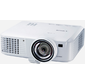 Canon projector LV-X310ST,  DLP,  1024x768  (XGA),  Short Throw,  3100 Lm  (2450 Lm Eco Mode),  10000:1,  4000 Hrs  (6000 Hrs Eco Mode),  USB-B,  HDMI 1.3,  LAN,  2, 8 kg