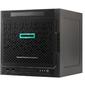 ProLiant MicroServer Gen10 X3418 NHP UMTower / Opteron4C 1.8GHz (2MB) / 1x8GbU1D_2400 / Marvell88SE9230 (SATA / ZM / RAID 0 / 1 / 10) / noHDD (4)LFF / 2xPCI3.0 / noDVD / 2x1GbEth / PS200W (NHP)