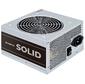Блок питания Chieftec GPP-700S Solid 700W,  ATX-12V V.2.3 PSU with 12 cm Fan,  active PFC,  Efficiency 85%,  230V