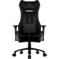 Кресло для геймера Aerocool P7-GC1 AIR,  черное,  с перфорацией,  до 150 кг,  размер,  см  (78 x 79 x 133-141 см )