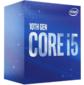CPU Intel Core i5-10400F  (2.9GHz / 12MB / 6 cores) LGA1200 BOX,  TDP 65W,  max 128Gb DDR4-2666,   BX8070110400FSRH79