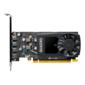 Видеокарта PNY Nvidia Quadro P1000 DVI 4GB GDDR5, 128-bit, PCIEx16 3.0, mini DP 1.4 x4, Active cooling, TDP 47W, LP, Retail