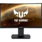 "ASUS TUF Gaming VG24VQ,  23.6"",  Curved Gaming Monitor 1500R,  Full HD  (1920 x 1080),  VA,  350 cd / ?,  178° (H) / 178° (V),  Speakers,  HDMIx2,  DP,  144Hz,  HAS,  Extreme Low Motion Blur™,  FreeSync™,  1ms  (MPRT),  VESA 100x100mm,  Shadow Boost"