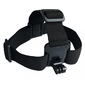 Держатель для экшн-камер Buro Head mount пластик / эластичная ткань для: GoPro