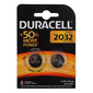 Батарея Duracell DL / CR2032 CR2032  (2шт)