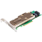 LSI MegaRAID SAS9460-8i  (05-50011-02)  (PCI-E 3.1 x8,  LP) SGL SAS12G,  RAID 0, 1, 10, 5, 6,  50, 60 8port  (2*Mini-SAS HD SFF8643), 2G onboard,  Каб.отдельно