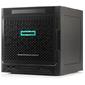 HPE ProLiant MicroServer Gen10 X3216 NHP UMTower,  Opteron2C 1.6GHz (1MB),  1x8GbU1D_2400,  Marvell88SE9230  (SATA / ZM / RAID 0 / 1 / 10),  noHDD (4)LFF,  2xPCI3.0,  noDVD,  2x1GbEth,  PS 200W (NHP)