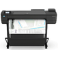 """Широкоформатный принтер HP DesignJet T730  (36"""",  4color,  2400x1200dpi,  1Gb,   25spp (A1 drawing mode),  USB /  GigEth /  Wi-Fi,  stand,  media bin,  rollfeed,  sheetfeed,  tray50  (A3 /  A4),   autocutter,  GL /  2,  RTL,  PCL3 GUI,   2y warrб repl. F9A29A)"""