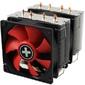 XILENCE Performance C CPU cooler,  M504D,  PWM,  2x92mm fan,  4 heat pipes,  Universal
