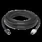 Кабель-удлинитель аудио-видео Logitech ConferenceCam Group miniDIN / miniDIN 15м. черный