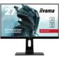 """Iiyama GB2760QSU-B1 LCD 27"""" [16:9] 2560 х 1440 TN,  nonGLARE,  350cd / m2,  H170° / V160°,  1000:1,  12М:1,  16, 7M Color,  1ms,  VGA,  DVI,  HDMI,  DP,  USB-Hub,  Height adj.,  Pivot,  Tilt,  HAS,  Speakers,  Swivel,  3Y,  Black"""