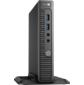 HP 260 G2.5 MiniDT Pentium G4405U,  4GB,  500GB,  usb kbd / mouse,  Stand,  Win10Pro64,  1-1-1 Wty